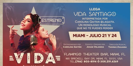 VIDA TOUR USA  tickets