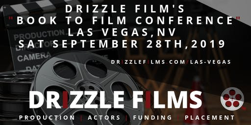 Drizzle Films Book To Film Conference