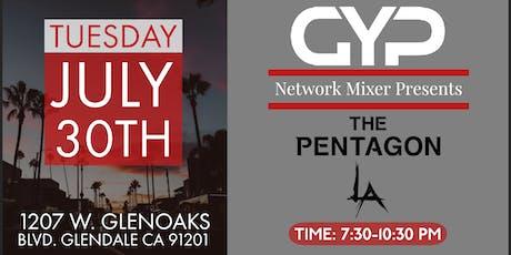 GYP presents: The Pentagon LA tickets