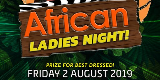 DilSe's Famous Ladies Night African Theme