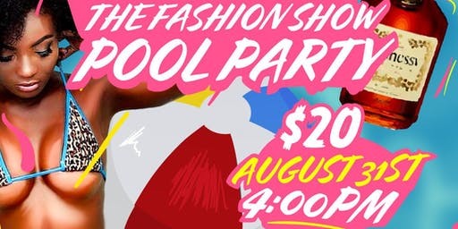 Wet & Wavy Pool Party