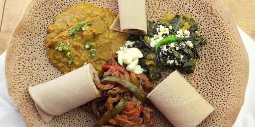 Ethiopian Flavors: Beef Stew