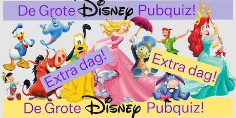 De Disney Quiz |Filmcafé| Extra editie 07-08 tickets