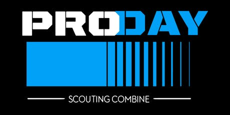 PRO DAY Sports Combine tickets