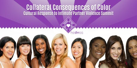 Collateral Consequences of Color Summit tickets