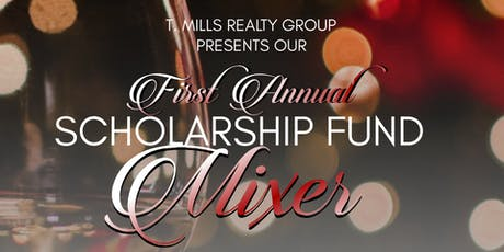 T. Mills Annual Scholarship Mixer tickets