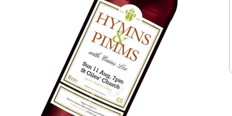 Hymns & Pimms! Vote and sing your most loved hymns! tickets