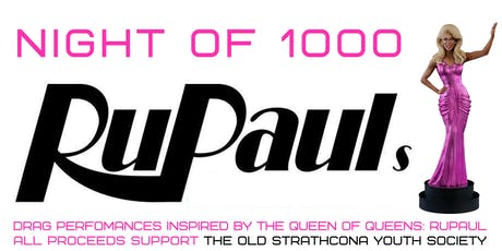 Night of 1000 RuPauls - Drag Performances Inspired by the Queen of Queens tickets
