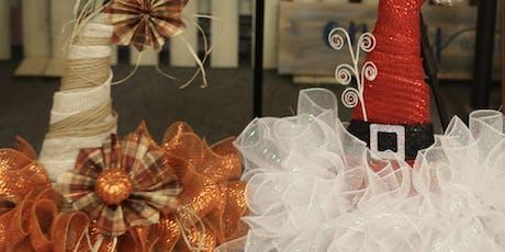 Seasonal Wreath Hats - BYOB tickets