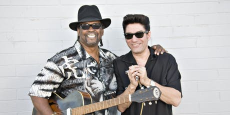 THE DAVE RILEY / BOB CORRITORE JUKE JOINT BLUES BAND tickets
