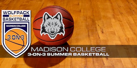 WolfPack Summer Basketball 3-on-3 League Monday Nights tickets