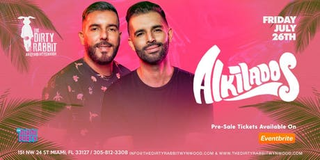 ALKILADOS Performing Live tickets