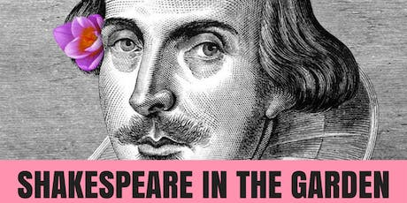 Shakespeare in the Garden tickets