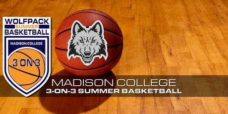 WolfPack Summer Basketball 3-on-3 League Wednesday Nights tickets
