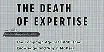 The Death of Expertise from an Ayn Rand Perspective