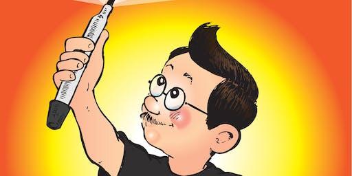 Hands-on Cartooning Workshop