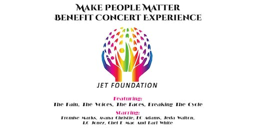 Make People Matter Benefit Concert Experience