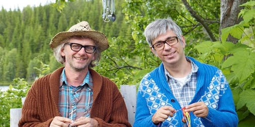 Arne & Carlos - Intro to Traditional Scandinavian Twined Knitting