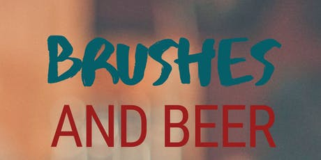 Brushes and Beers  tickets