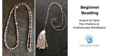 Beginner Beading tickets