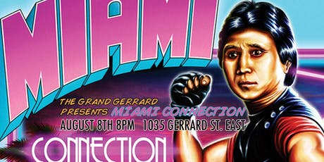 Miami Connection tickets