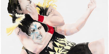 Artist Kelly Inouye Explores Women's Rage and Wrestling at Marrow Gallery tickets