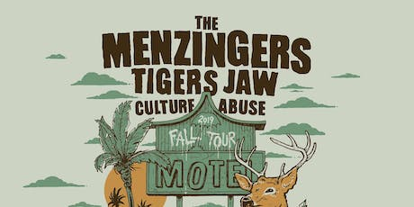 The Menzingers with Tigers Jaw, Culture Abuse tickets
