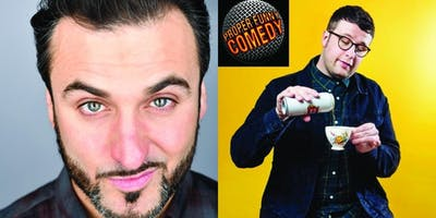 Stand Up Comedy in Western Park (Featuring Chris Washington) November 2019