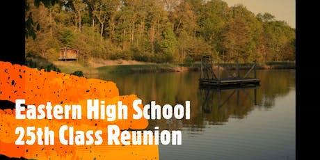 EHS 25th Reunion Class of 1994  tickets
