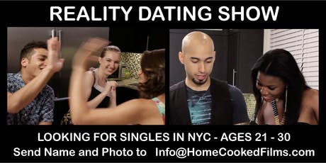 Cooking Dating Show tickets