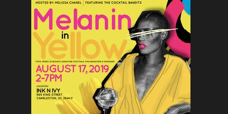 Melanin in Yellow: Summer Soirée  tickets