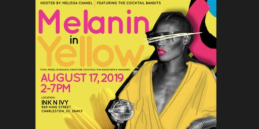 Melanin in Yellow: Summer Soirée