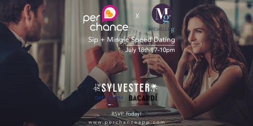 Perchance & Michelle G's Sip + Mingle Speed Dating