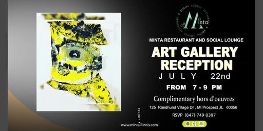 ART GALLERY RECEPTION