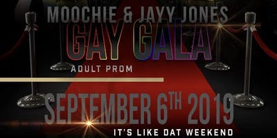 Moochie Bird & Jayy Jones  Gay Gala ***** Prom