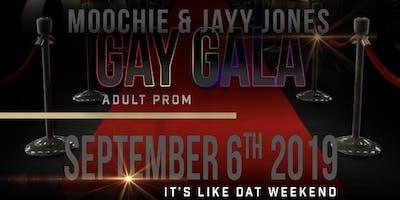 Moochie Bird & Jayy Jones  Gay Gala ***** Prom