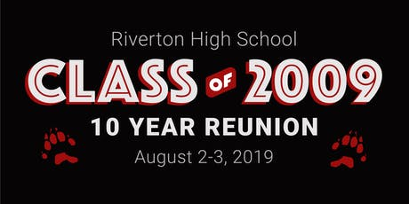 RHS Class of 2009 - Reunion Celebration tickets