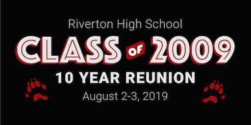 RHS Class of 2009 - Reunion Celebration