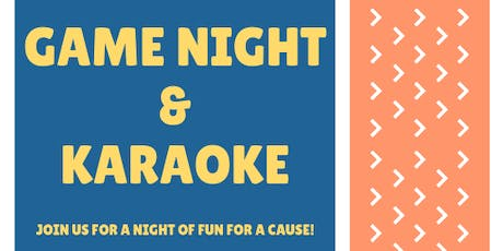 Game Night and Karaoke tickets