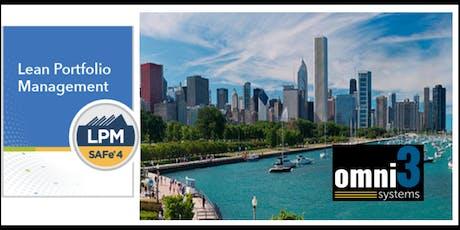 _LPM-Cert-SAFe4.6--SAFe®-Lean-Portfolio-Management~-CHICAGO-24PDUs tickets