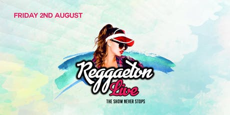 Reggaeton Live tickets