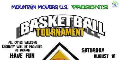 Mountain Movers U.S. Basketball Fundraiser tickets