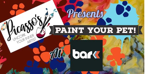 Paint Your Pet Painting Party!