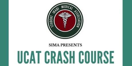 SIMA UCAT Preparation Course tickets