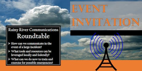 Rainy River Communications Roundtable tickets