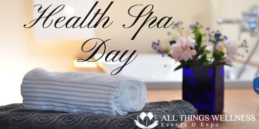 Health Spa Day!