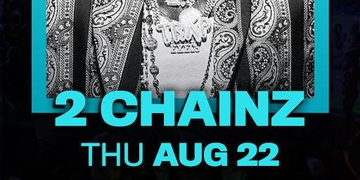2 CHAINZ @ DRAIS NIGHTCLUB SWIM NIGHT LAS VEGAS THURSDAY AUGUST 22ND