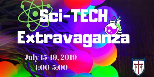 Sci-TECH Saturday Extravaganza Summer Camp @St. James Day School