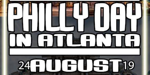 Philly Day In Atlanta