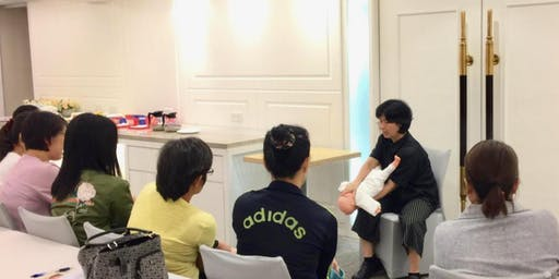 Level 2: Common Diseases and Care, Home Safety and Simple First Aid for Infants and Children Class 常見嬰幼兒疾病、家居常見意外及護理  (英語教授)(Course Code 課程編號:EE20190830b)